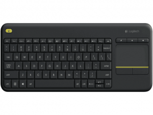 Logitech-K400-Plus-Software