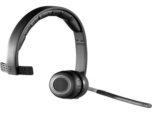Logitech-H820e-Mono-Review