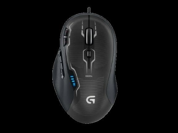 logitech-g500S-drivers
