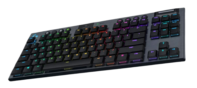 Logitech-G915-TKL-gaming-keyboard