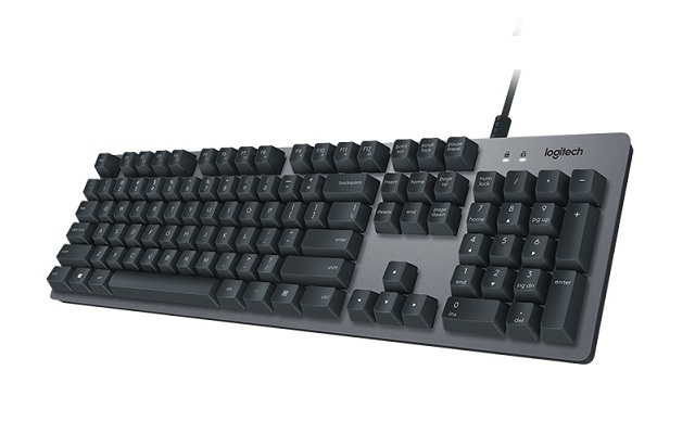 logitech-k840-software