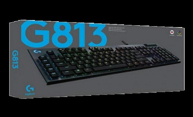 logitech g813 software